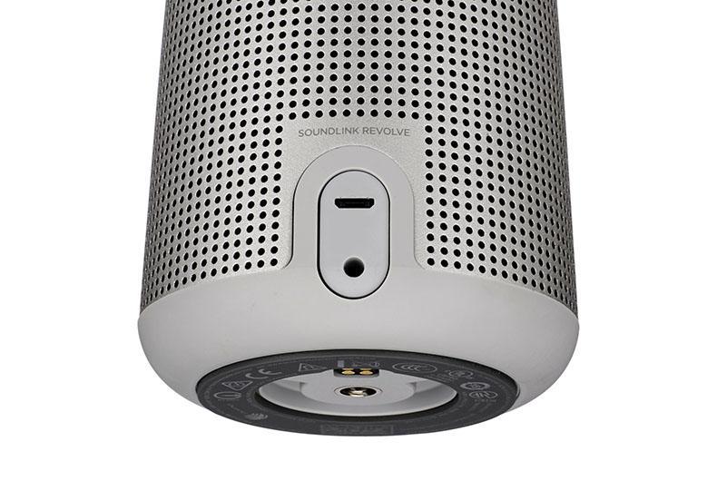 Bose SoundLink Revolve caractéristiques