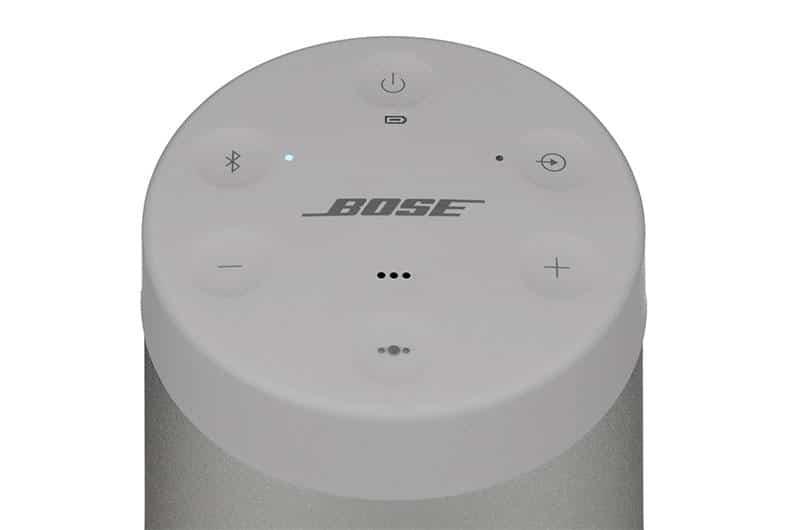 Bose SoundLink Revolve construction
