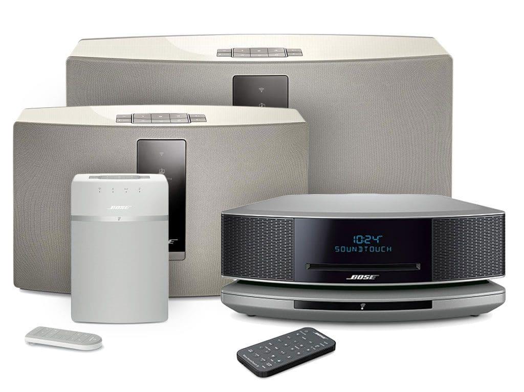 Bose Wave SoundTouch système IV son