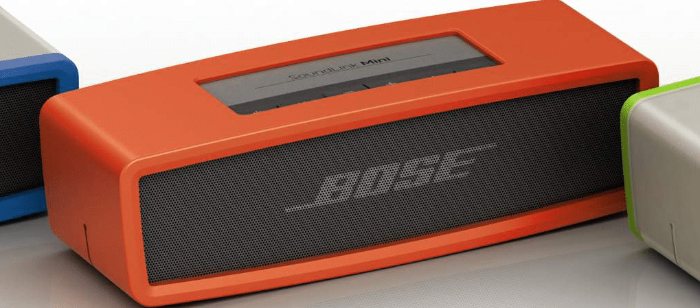 Enceinte bluetooth Bose face à la concurrence