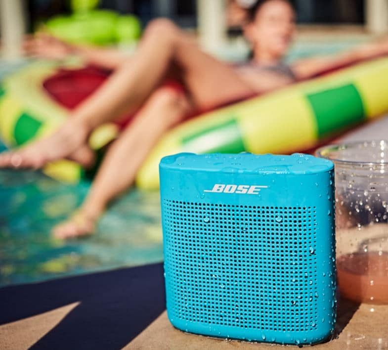 SoundLink Color II qualité